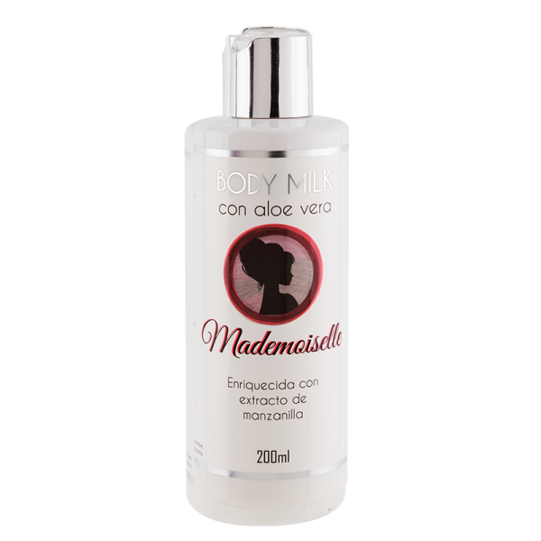 Body Milk Mademoiselle