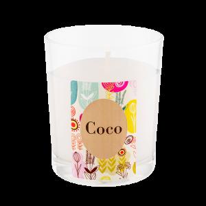 Vela Perfumada Coco