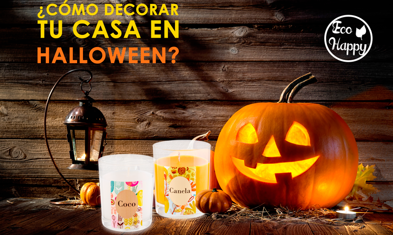 ¿Cómo decorar tu casa en Halloween?