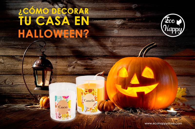¿Cómo decorar tu casa en Halloween?